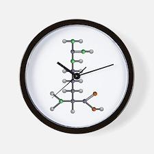 Arginine amino acid Wall Clock