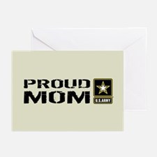 U.S. Army: Proud Mom (Sa Greeting Cards (Pk of 10)