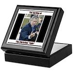 Anti-Bush: The Darling of the Keepsake Box