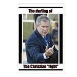 Anti-Bush: The Darling of the Postcards (Package o