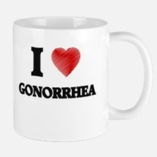 I love Gonorrhea Mugs
