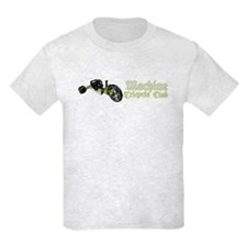 Machine Tricycle Club Kids Two-sided Light T-Shirt