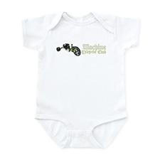 Machine Tricycle Club Infant Bodysuit