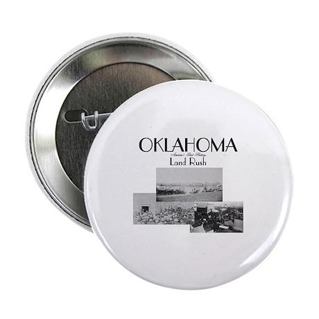 """ABH Oklahoma 2.25"""" Button"""