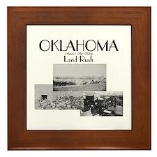 ABH Oklahoma Framed Tile