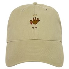 Jive Turkey Baseball Cap