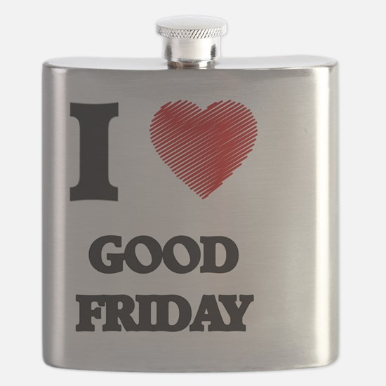 Unique Good friday Flask