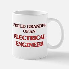 Proud Grandpa of a Electrical Engineer Mugs