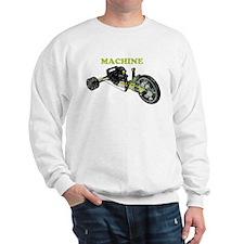 Green Machine Sweater