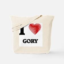 I love Gory Tote Bag