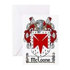 McLoone Arms Greeting Cards (Pk of 20)