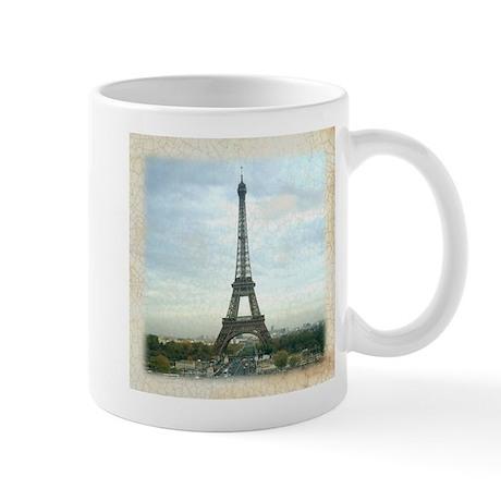 Classic Eiffel Tower Mug