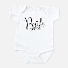 Elegant Bride Infant Bodysuit