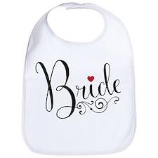 Elegant Bride Bib