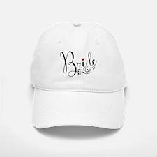 Elegant Bride Baseball Baseball Cap