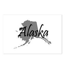 Alaska State Postcards (Package of 8)
