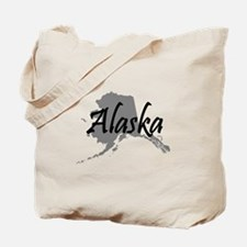Alaska State Tote Bag