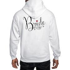 Elegant Bride Jumper Hoody