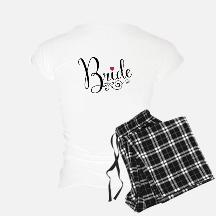 Elegant Bride pajamas