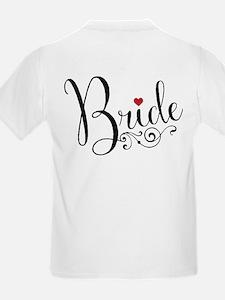 Elegant Bride T-Shirt