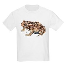 Toad (Front) Kids T-Shirt