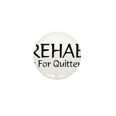 REHAB Mini Button (10 pack)