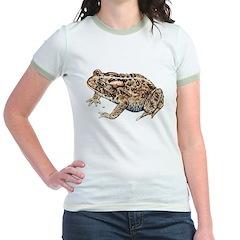 Toad (Front) Jr. Ringer T-shirt