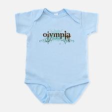 OLYMPIA grunge Infant Bodysuit