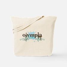 OLYMPIA grunge Tote Bag