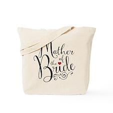 Mother of Bride Tote Bag