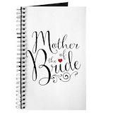 Mother of bride Journals & Spiral Notebooks