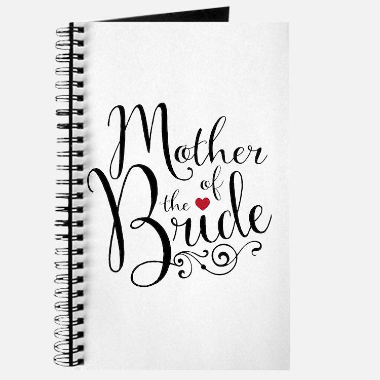 Mother of Bride Journal