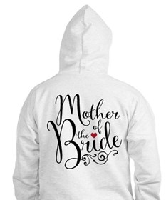 Mother of Bride Jumper Hoody