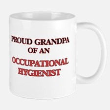 Proud Grandpa of a Occupational Hygienist Mugs