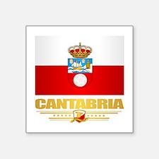 Cantabria Sticker