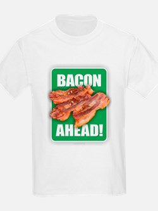 BACON AHEAD! T-Shirt