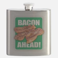 BACON AHEAD! Flask
