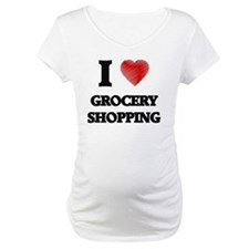 I love Grocery Shopping Shirt
