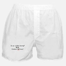 Childrens Do Learn Boxer Shorts