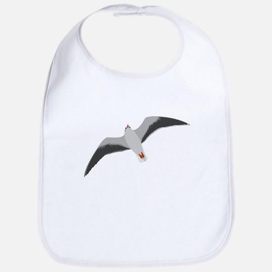 Sea gull seagull Bib