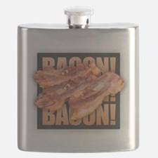 Bacon Bacon Bacon Flask