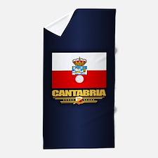 Cantabria Beach Towel