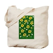"""""""Yellow Flowers - Tote Bag"""
