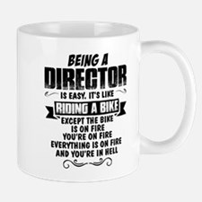 Being A Director... Mugs