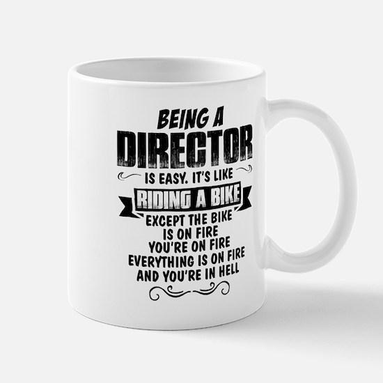 Being A Director... Mugs