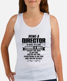 Being A Director... Tank Top