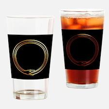Unique Ouroboros Drinking Glass