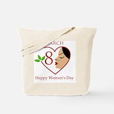 Unique Womens day Tote Bag
