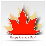 Canada day Posters