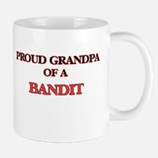Proud Grandpa of a Bandit Mugs